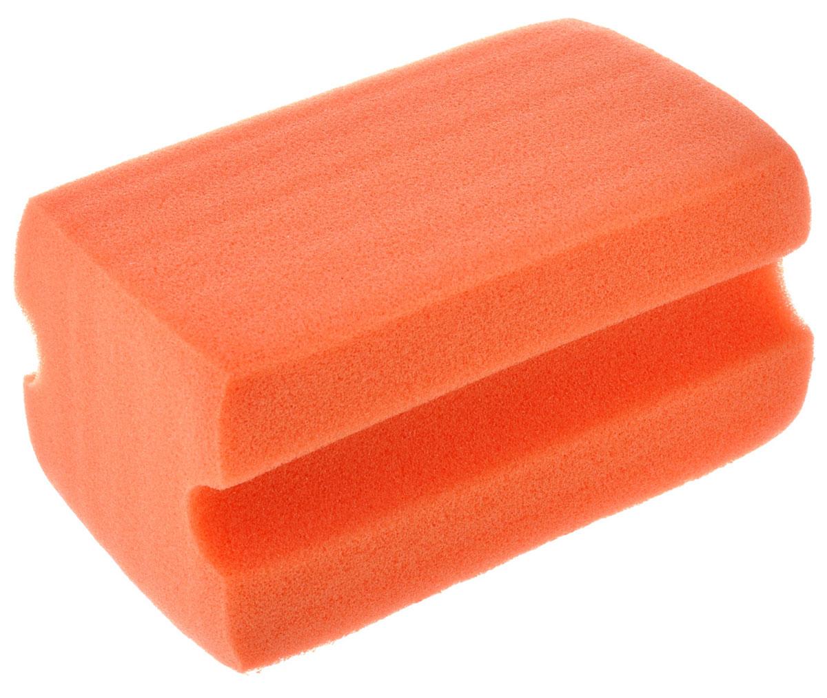 Губка для мытья автомобиля Sapfire Альфа, цвет: оранжевый0501-SGM_оранжевыйГубка Sapfire Альфа, изготовленная из пенополиуретана, обеспечивает бережный уход за лакокрасочным покрытием автомобиля, обладает высокими абсорбирующими свойствами. При использовании с моющими средствами изделие создает обильную пену. Губка Sapfire Альфа мягкая, способная сохранять свою форму даже после многократного использования.