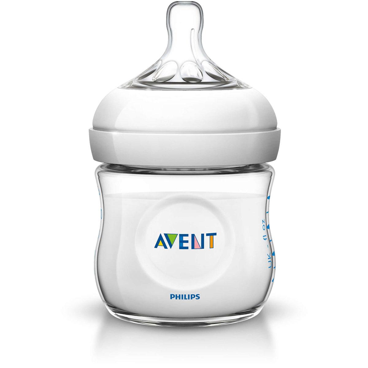 Philips Avent Бутылочка серии Natural, 125 мл, 0мес+, 1 шт SCF690/17SCF690/17Форма бутылочки Philips Aven Natural обеспечивает более естественное кормление из бутылочки для малыша и для вас. Инновационный двойной клапан снижает вероятность колик, так как воздух поступает в бутылочку, а не в животик малыша. При использовании бутылочки Philips Aven Natural мама может быть спокойна - благодаря особой конструкции и форме соски ребенок совершает при сосании те же движения и, главное, прикладывает такое же усилие и задействует те же группы мышц, что и при кормлении грудью. Поэтому при кормлении из бутылочки Natural риск отказа от груди сведен к минимуму. Как и при грудном вскармливании, ребенок сам управляет потоком жидкости. Малыш контролирует поток молока, почти как при грудном кормлении, что помогает сократить риск переедания и отрыгивания пищи. Соска с инновационной лепестковой конструкцией, повторяющей форму груди, позволяет легко комбинировать кормление грудью и кормление из бутылочки. Специальные лепестки внутри соски делают ее более мягкой и...
