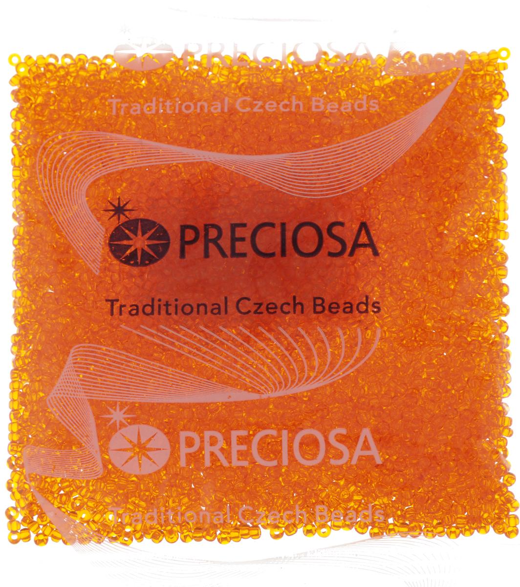 Бисер Preciosa Ассорти, прозрачный, цвет: оранжевый (00), 10/0, 50 г. 163142163142_00_оранжевыйБисер Preciosa Ассорти, изготовленный из стекла круглой формы, позволит вам своими руками создать оригинальные ожерелья, бусы или браслеты, а также заняться вышиванием. В бисероплетении часто используют бисер разных размеров и цветов. Он идеально подойдет для вышивания на предметах быта и женской одежде. Изготовление украшений - занимательное хобби и реализация творческих способностей рукодельницы, это возможность создания неповторимого индивидуального подарка.