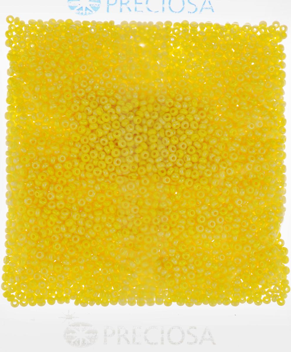 Бисер Preciosa Ассорти, непрозрачный, глянцевый, цвет: лимонный (05), 10/0, 50 г163142_05_желтыйБисер Preciosa Ассорти, изготовленный из стекла круглой формы, позволит вам своими руками создать оригинальные ожерелья, бусы или браслеты, а также заняться вышиванием. В бисероплетении часто используют бисер разных размеров и цветов. Он идеально подойдет для вышивания на предметах быта и женской одежде. Изготовление украшений - занимательное хобби и реализация творческих способностей рукодельницы, это возможность создания неповторимого индивидуального подарка.