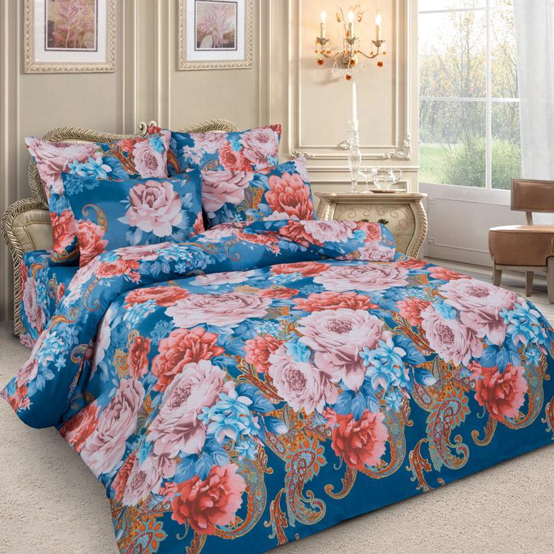 Комплект белья Letto, 2-спальный, наволочки 70x70, цвет: синийPL25-4/2.0спКлассическое постельное белье - залог комфорта и гармонии цвета в вашей спальне. Дополните свою спальню актуальным принтом от европейских дизайнеров! Это отличный подарок любителям модных трендов в цвете и дизайне. Комплект выполнен из перкаля - хлопковой ткани полотняного плетения из некрученной нити. В коллекции Letto.cotton используются европейские дизайны, которые привнесут атмосферу изыска в вашу спальню. Пододеяльник на молнии. Обращаем внимание, что наволочки могут отличаться от представленных на фотографии.