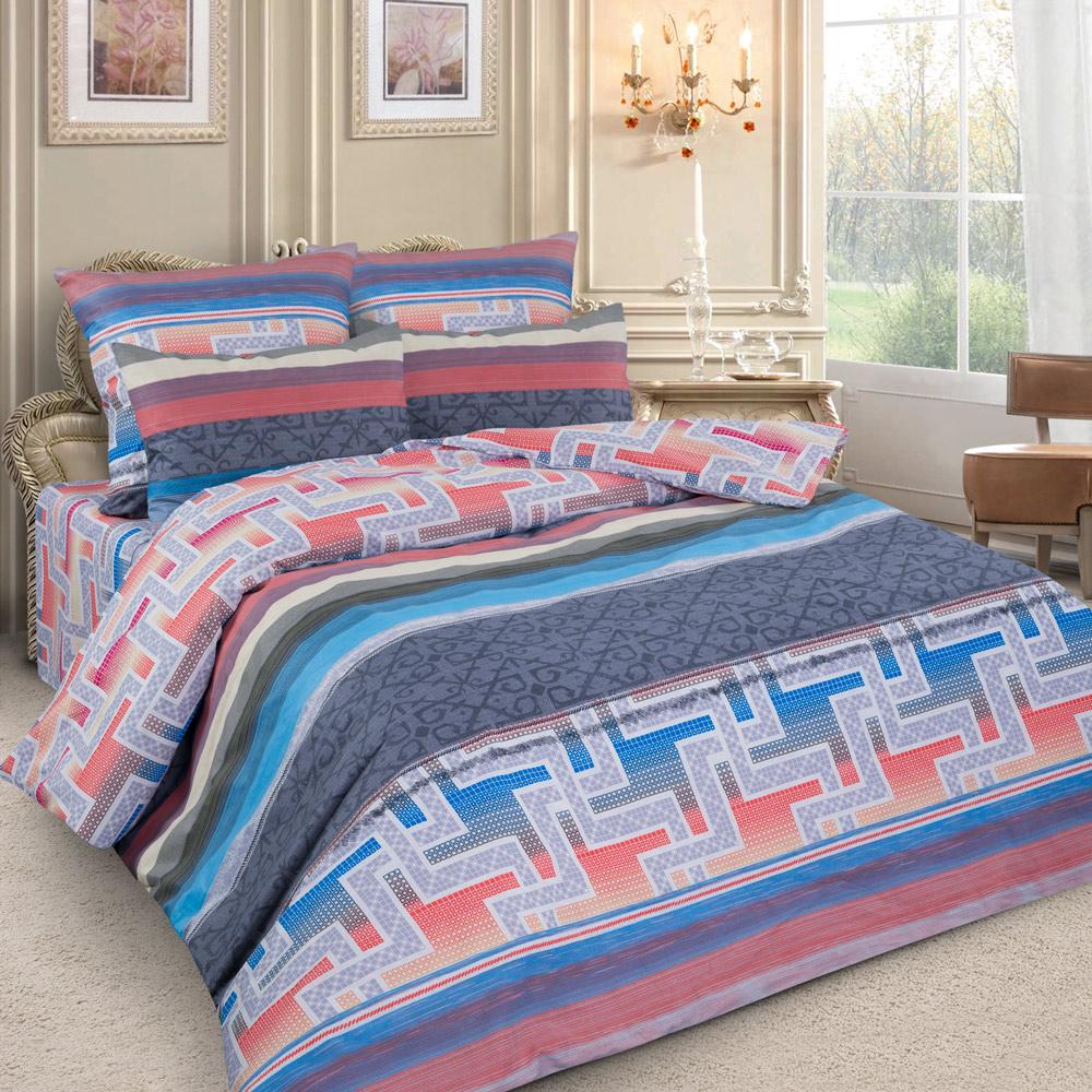 Комплект белья Letto, семейный, наволочки 70x70, цвет: синийPL27-7/семейныйКлассическое постельное белье - залог комфорта и гармонии цвета в вашей спальне. Дополните свою спальню актуальным принтом от европейских дизайнеров! Это отличный подарок любителям модных трендов в цвете и дизайне. Комплект выполнен из перкаля - хлопковой ткани полотняного плетения из некрученной нити. В коллекции Letto.cotton используются европейские дизайны, которые привнесут атмосферу изыска в вашу спальню. Пододеяльник на молнии. Обращаем внимание, что наволочки могут отличаться от представленных на фотографии.