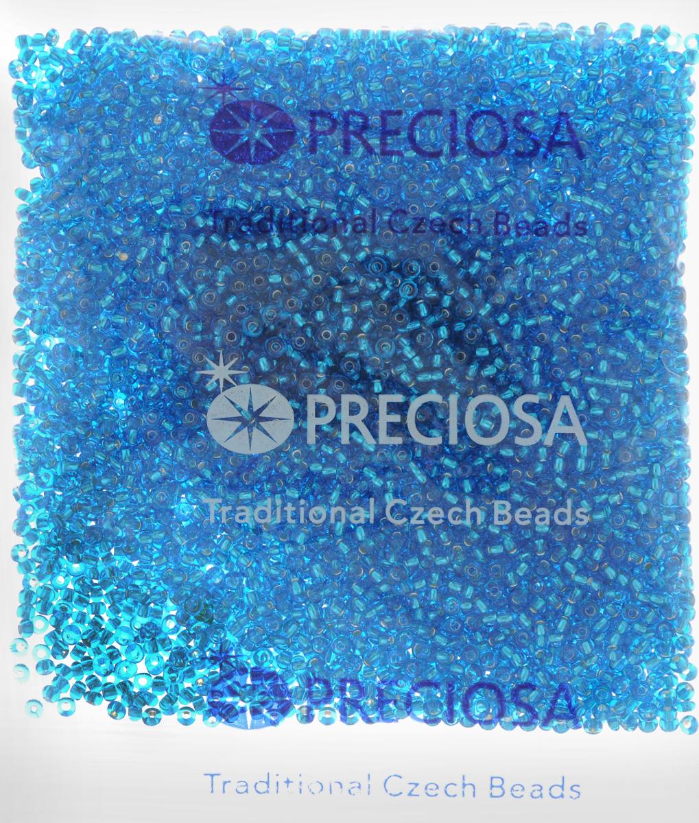 Бисер Preciosa Ассорти, с серебристой серединой, цвет: темно-голубой (10), 10/0, 50 г163142_10_темно-голубойБисер Preciosa Ассорти, изготовленный из прозрачного стекла круглой формы с серебристой серединой, позволит вам своими руками создать оригинальные ожерелья, бусы или браслеты, а также заняться вышиванием. В бисероплетении часто используют бисер разных размеров и цветов. Он идеально подойдет для вышивания на предметах быта и женской одежде. Изготовление украшений - занимательное хобби и реализация творческих способностей рукодельницы, это возможность создания неповторимого индивидуального подарка.