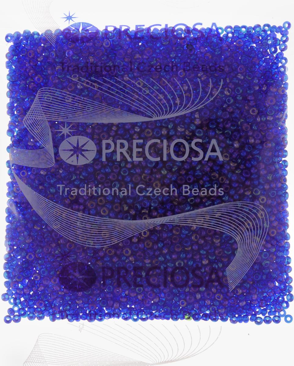 Бисер Preciosa Ассорти, непрозрачный, с радужным покрытием, цвет: ультрамариновый (20), 10/0, 50 г163142_20_синийБисер Preciosa Ассорти, изготовленный из стекла круглой формы, позволит вам своими руками создать оригинальные ожерелья, бусы или браслеты, а также заняться вышиванием. В бисероплетении часто используют бисер разных размеров и цветов. Он идеально подойдет для вышивания на предметах быта и женской одежде. Изготовление украшений - занимательное хобби и реализация творческих способностей рукодельницы, это возможность создания неповторимого индивидуального подарка.