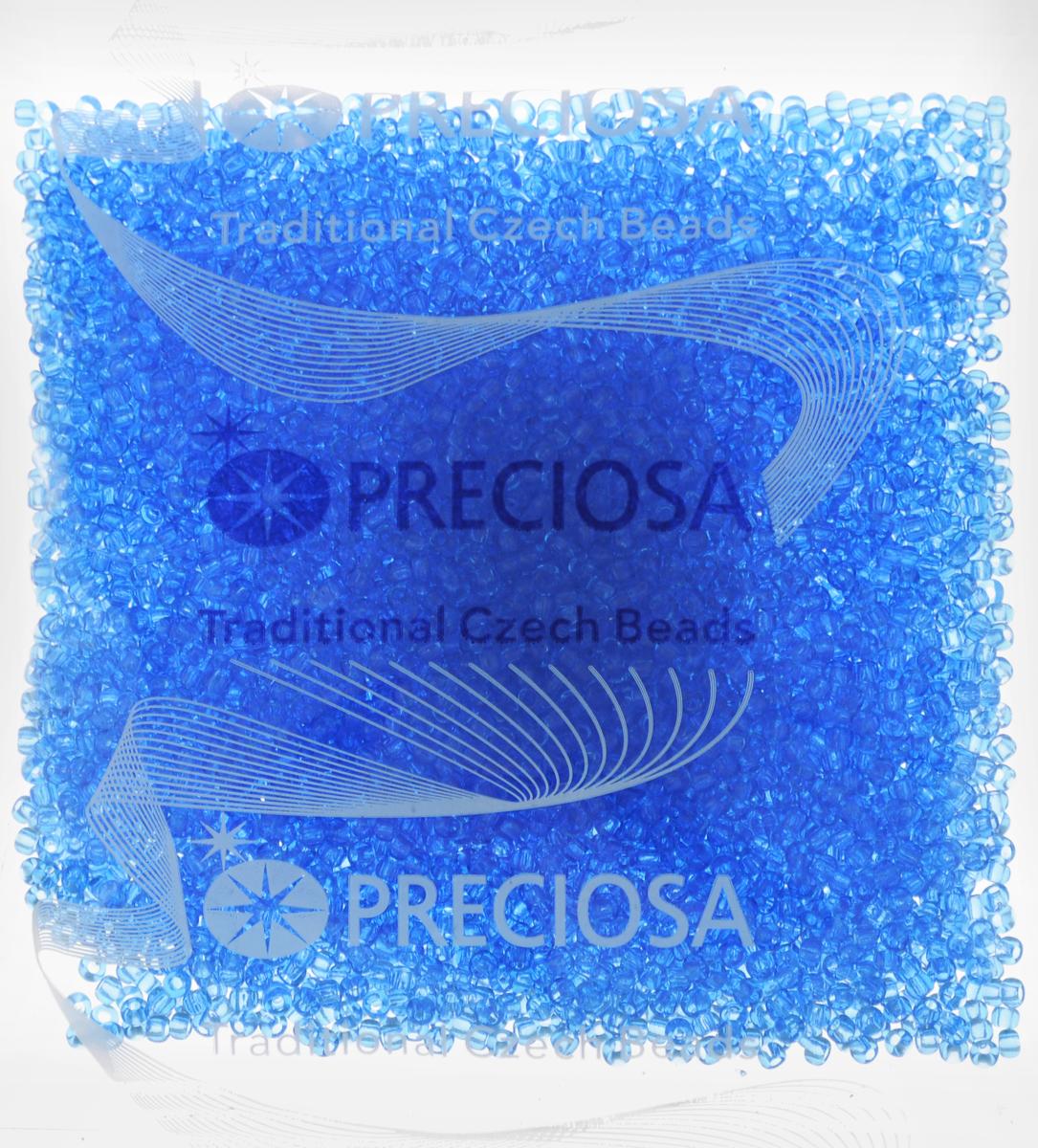 Бисер Preciosa Ассорти, прозрачный, с радужным покрытием, цвет: лазурно-голубой (01), 0/10, 50 г163142_01_голубойБисер Preciosa Ассорти, изготовленный из стекла круглой формы, позволит вам своими руками создать оригинальные ожерелья, бусы или браслеты, а также заняться вышиванием. В бисероплетении часто используют бисер разных размеров и цветов. Он идеально подойдет для вышивания на предметах быта и женской одежде. Изготовление украшений - занимательное хобби и реализация творческих способностей рукодельницы, это возможность создания неповторимого индивидуального подарка.