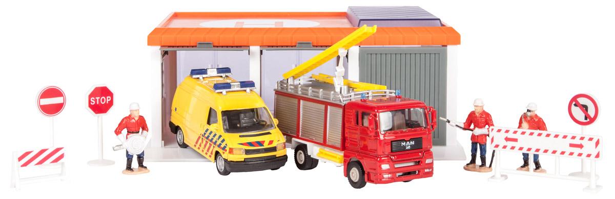 Пламенный мотор Гараж Пожарное депо