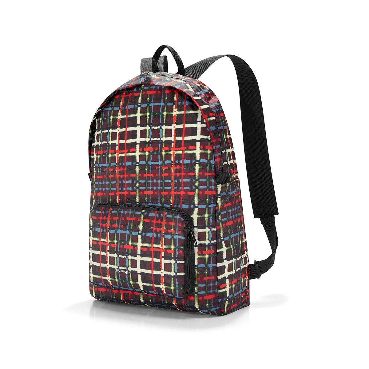 Рюкзак складной Reisenthel, цвет: бордовый. AP7036AP7036Находка для путешествий и походов в магазины: рюкзак, способный уместиться в маленький чехол. Он легко складывается в собственный внешний карман, так что вы всегда можете брать его с собой на всякий случай. Вмещает 14 литров. Широкие лямки позволяют распределить нагрузку равномерно, так что вам не страшны килограммы картошки и тяжелые книги.