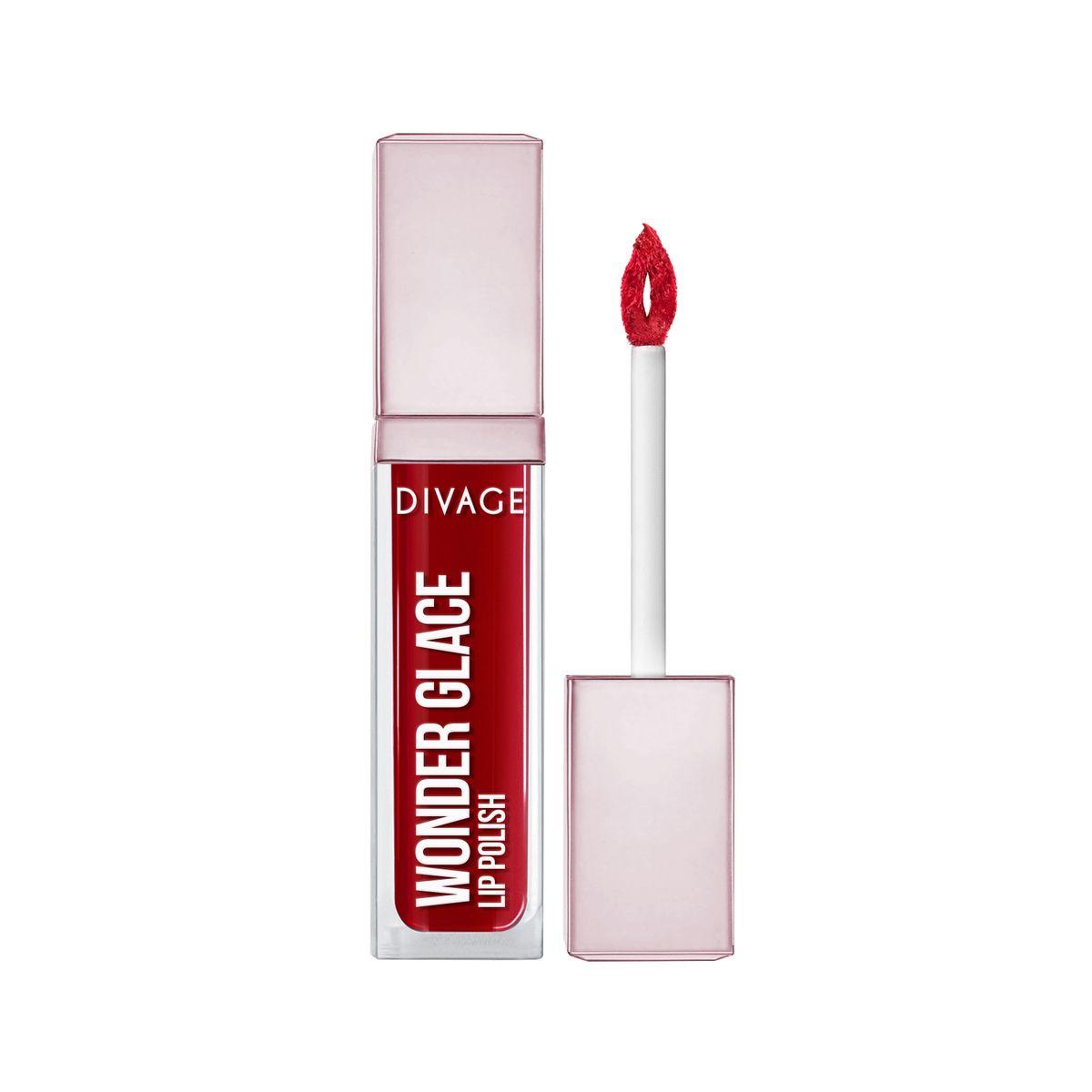 DIVAGE Лак для губ WONDER GLACE, тон № 07, 5 мл009332DIVAGE приготовил для тебя отличный подарок - лак для губ с инновационной формулой, которая придает глубокий и насыщенный цвет. Роскошное глянцевое сияние на твоих губах сделает макияж особенным и неповторимым. 8 самых актуальных оттенков, чтобы ты могла выглядеть ярко и привлекательно в любой ситуации. Особая форма аппликатора позволяет идеально прокрашивать губы и делает нанесение более комфортным. Лак не только смотрится ярко, но и увлажняет и защищает твои губы. Будь самой неповторимой этой весной и восхищай всех роскошным блеском и невероятно насыщенным цветом с лаком для губ «WONDER GLACE» от DIVAGE!