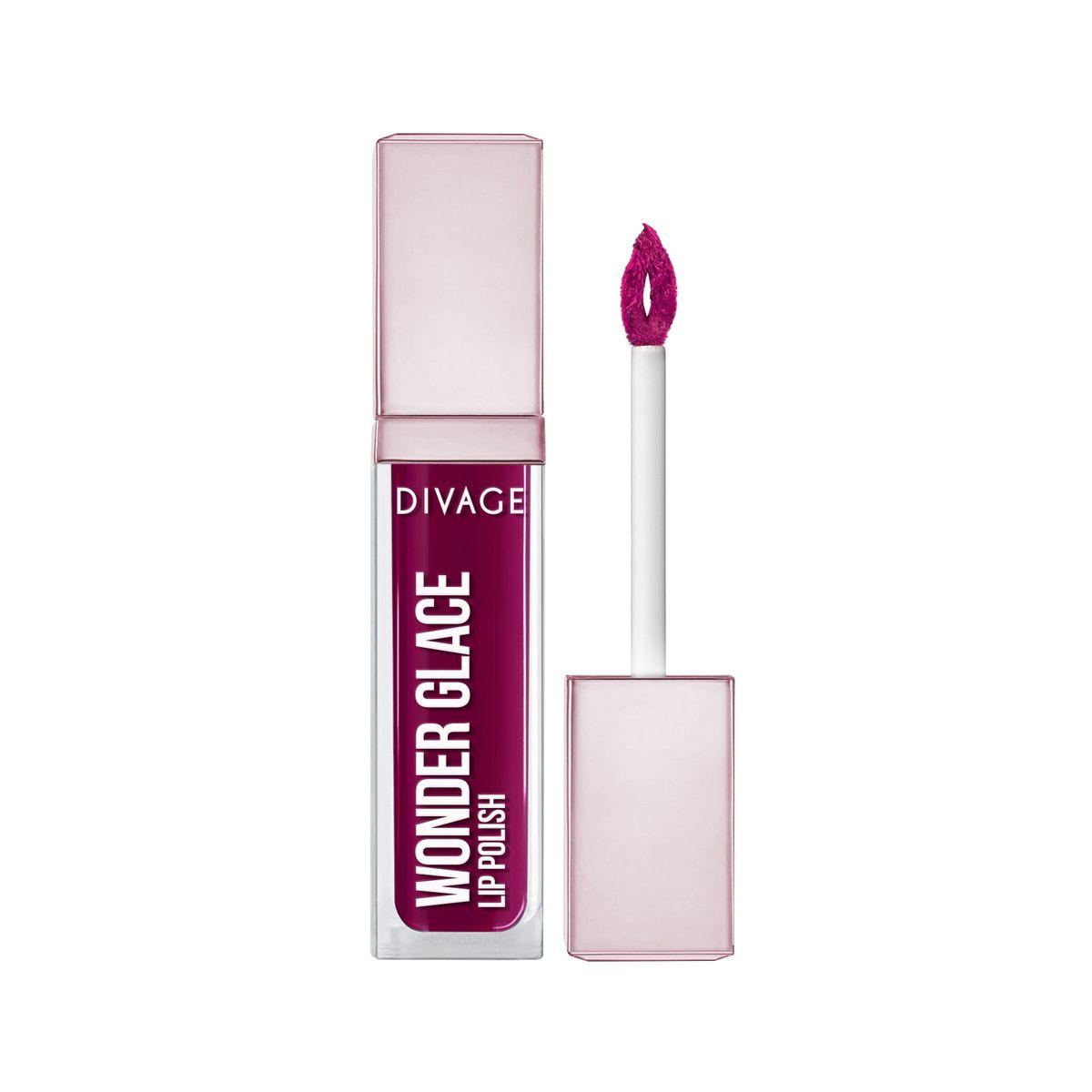 DIVAGE Лак для губ WONDER GLACE, тон № 08, 5 мл009349DIVAGE приготовил для тебя отличный подарок - лак для губ с инновационной формулой, которая придает глубокий и насыщенный цвет. Роскошное глянцевое сияние на твоих губах сделает макияж особенным и неповторимым. 8 самых актуальных оттенков, чтобы ты могла выглядеть ярко и привлекательно в любой ситуации. Особая форма аппликатора позволяет идеально прокрашивать губы и делает нанесение более комфортным. Лак не только смотрится ярко, но и увлажняет и защищает твои губы. Будь самой неповторимой этой весной и восхищай всех роскошным блеском и невероятно насыщенным цветом с лаком для губ «WONDER GLACE» от DIVAGE!