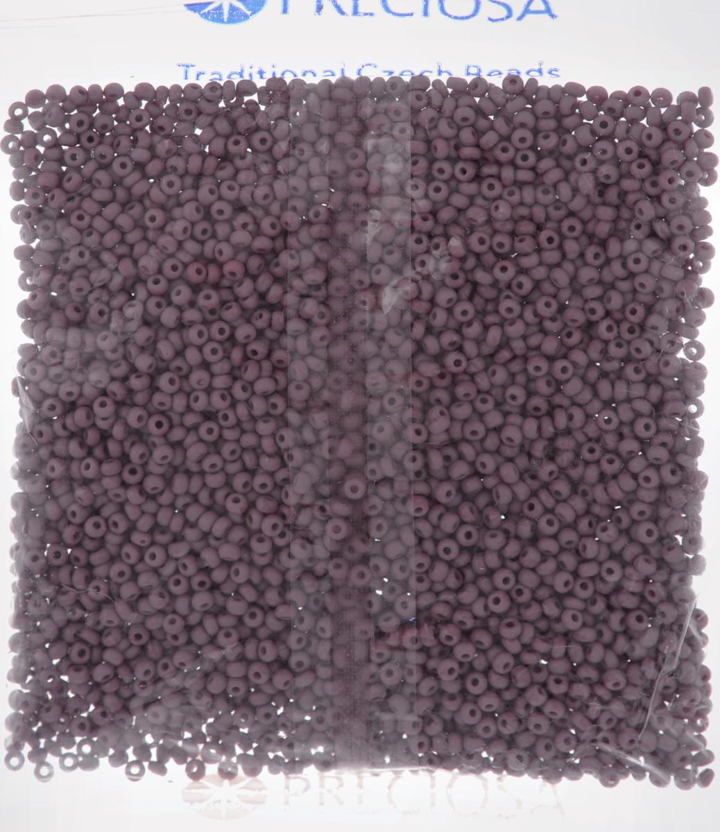 Бисер Preciosa Ассорти, матовый, цвет: фиолетовый (18), 10/0, 50 г. 163142163142_18_фиолетовыйБисер Preciosa Ассорти, изготовленный из стекла круглой формы, позволит вам своими руками создать оригинальные ожерелья, бусы или браслеты, а также заняться вышиванием. В бисероплетении часто используют бисер разных размеров и цветов. Он идеально подойдет для вышивания на предметах быта и женской одежде. Изготовление украшений - занимательное хобби и реализация творческих способностей рукодельницы, это возможность создания неповторимого индивидуального подарка.