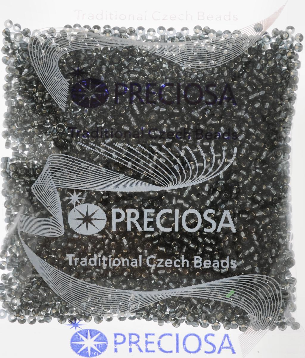 Бисер Preciosa Ассорти, с серебристой серединой, цвет: черный (02), 10/0, 50 г163142_02_черныйБисер Preciosa Ассорти, изготовленный из стекла круглой формы с серебристой серединой, позволит вам своими руками создать оригинальные ожерелья, бусы или браслеты, а также заняться вышиванием. В бисероплетении часто используют бисер разных размеров и цветов. Он идеально подойдет для вышивания на предметах быта и женской одежде. Изготовление украшений - занимательное хобби и реализация творческих способностей рукодельницы, это возможность создания неповторимого индивидуального подарка.