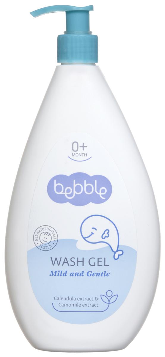 Bebble Гель для мытья, с экстрактом календулы и ромашки, от 0 месяцев, 400 мл301047Ничего на этом свете не пахнет так приятно и чисто, как кожа твоего малыша, поэтому вы захотите, чтобы она всегда была чистой и мягкой. Гель для душа Bebble быстро образует легкую пену и очищает кожу, благодаря своим нежным ингредиентам и растительным экстрактам. Смягчающие ингредиенты делают кожу малыша шелковистой и гладкой, не пересушивая ее. Экстракт календулы обладает противовоспалительными и анти-генотоксическими свойствами. А также, является очень эффективным успокаивающим средством, которое помогает раздраженной коже вернуть свое здоровое состояние. Экстракт ромашки содержит эфирные масла и флавоноиды, которые особенно полезны при уходе за чувствительной кожей. Обладает противовоспалительным действием и борется со свободными радикалами. Д-пантенол, также известен как провитамин B5, придает коже мягкость и гладкость, улучшает ее внешний вид. Проникает в верхний слой кожи и поддерживает ee естественный баланс влаги, и в тоже время стимулирует рост и восстановление клеток. ...