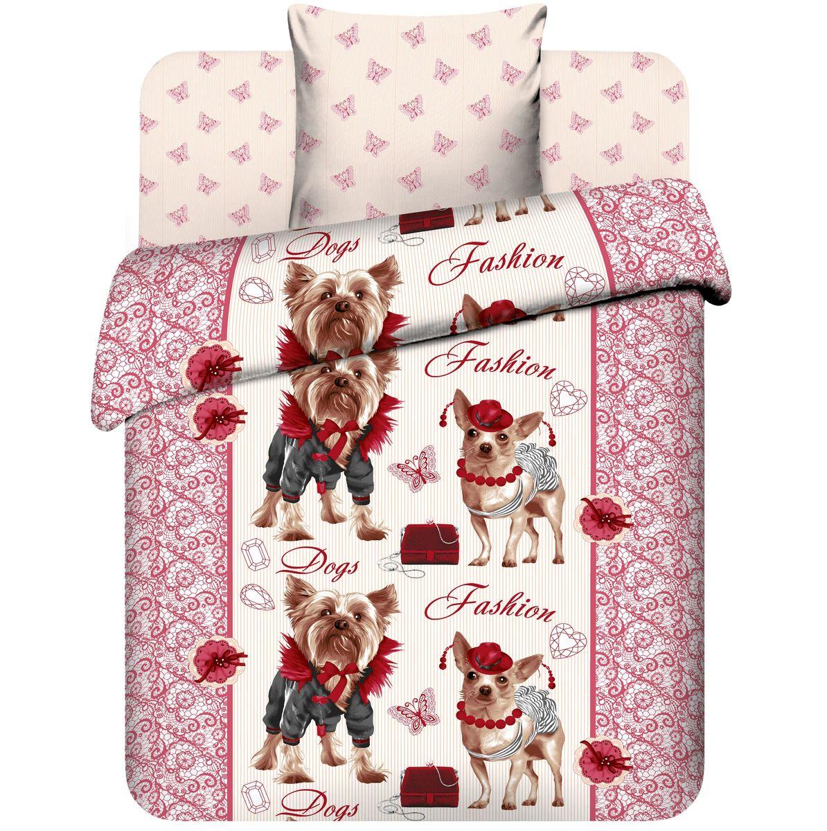 Твой стиль Комплект детского постельного белья Тинейджер 5286