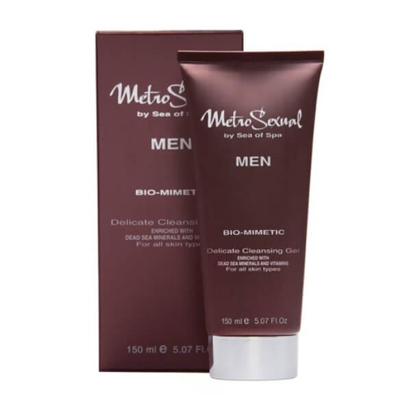Sea of Spa Гель деликатный очищающий для лица, 150 мл62065Гель для умывания для ежедневного очищения и питания кожи. - нежно очищает кожу, не пересушивая её; - имеет легкий антивозрастной эффект- подтягивает и разглаживает кожу; - увлажняет, делает кожу более мягкой; - освежает, дарит легкий парфюмированный аромат.