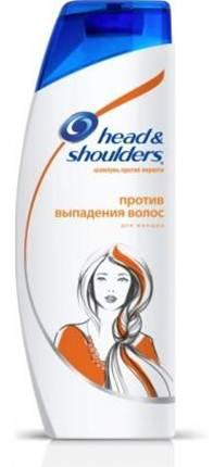 Шампунь против перхоти Head & Shoulders против выпадения волос для женщин, 400 млHS-81251780Шампунь Head&Shoulders Против выпадения волос предназначен для женщин. Эффективная формула ActiZinc с приятным ароматом заботится как о волосах, так и о коже головы. Ухаживающие ингредиенты направляют особое действие на те участки поврежденных волос, которым это необходимо больше всего. В результате шампунь защищает волосы от выпадения до 95% и дарит свободу от перхоти для волос и кожи головы до 100%. От видимой перхоти при регулярном использовании. Характеристики: Объем: 400 мл. Производитель: Франция. Товар сертифицирован.