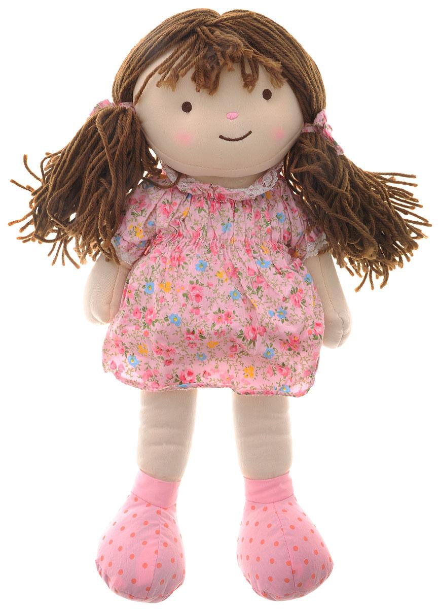 Warmies Мягкая игрушка-грелка Кукла Кэнди шатенкаRD-CAN-1_шатенкаМягкая игрушка-грелка Warmies Кукла Кэнди шатенка является хорошим приобретением для домашней коллекции. Модель изготовлена из материалов высокого качества в виде милой куклы. Для того чтобы Кэнди вас согрела необходимо положить ее на 1-2 минуты в микроволновую печь - игрушка будет греть вас на протяжении 3-4 часов. Игрушка-грелка полностью безопасна - состоит из натурального наполнителя: зерен проса и сушеной лаванды. Просо удерживает тепло долгое время, а лаванда обладает успокаивающим, расслабляющим эффектом, помогает заснуть. Лечебные свойства лаванды помогают при простудных заболеваниях. Оригинальный стиль и великолепное качество исполнения делают эту игрушку-грелку чудесным подарком к любому празднику.