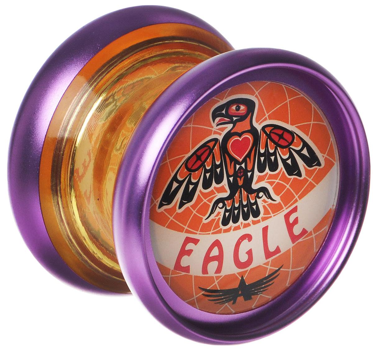 Aero-Yo Йо-йо Aero Eagle цвет сиреневый