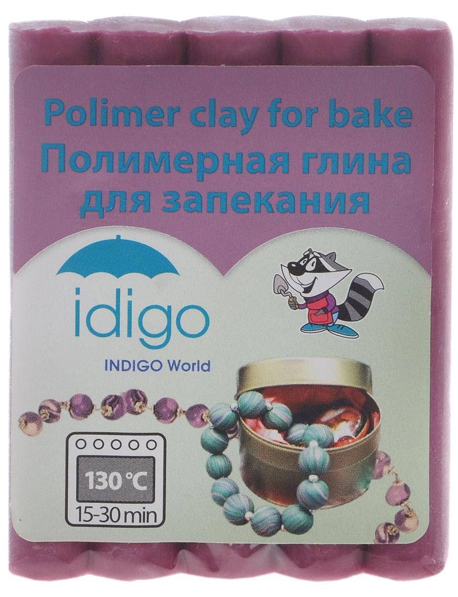 Idigo Полимерная глина цвет фиолетовыйsm55812Мягкая масса на полимерной основе Idigo идеально подходит для лепки небольших изделий (украшений, скульптурок, кукол) и для моделирования. Глина обладает отличными пластичными свойствами, хорошо размягчается и лепится, не крошится, не пристает к рукам, не высыхает на воздухе, легко смешивается между собой, благодаря чему можно создать огромное количество поделок любых оттенков. В домашних условиях готовая поделка выпекается в духовом шкафу при температуре 130°С в течении 15-30 минут (в зависимости от величины изделия). Отвердевшие изделия могут быть раскрашены акриловыми красками, покрыты лаком, склеены друг с другом или с другими материалами. Глина состоит и з поливинилхлорида, карбоната кальция, парафинового воска и пигментов.