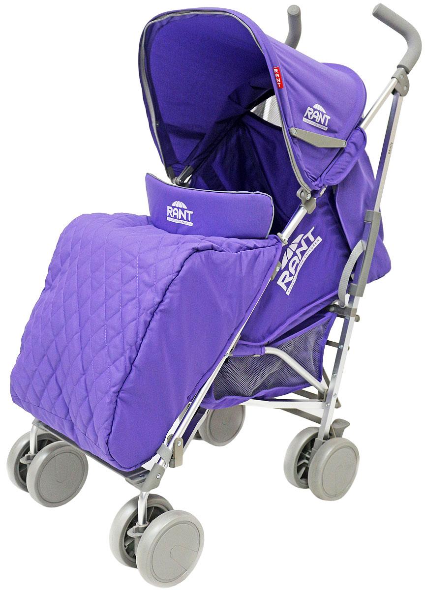 Rant Коляска прогулочная Molly цвет фиолетовый