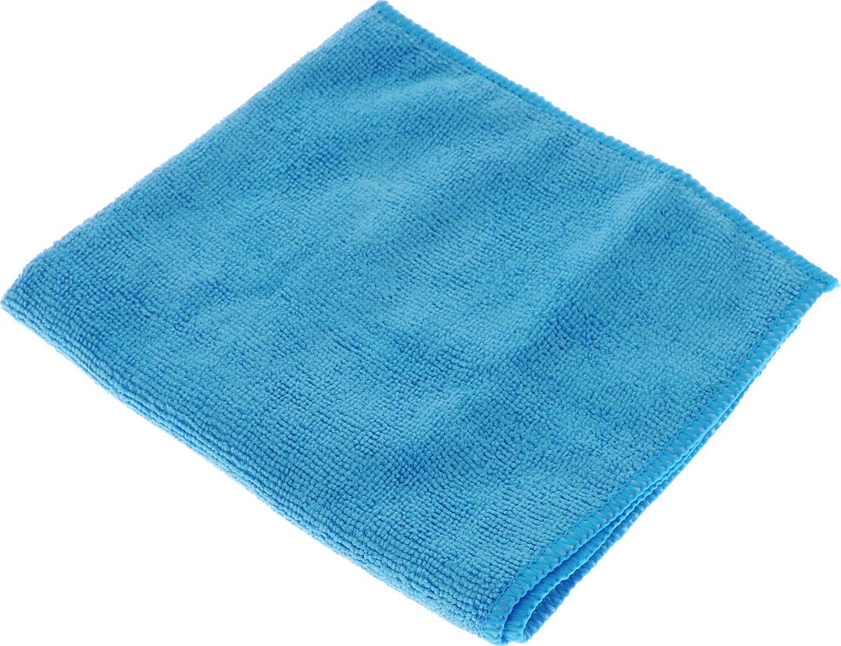 "Салфетка чистящая Sapfire ""Cleaning Сloth"", цвет: голубой, 35 х 40 см"