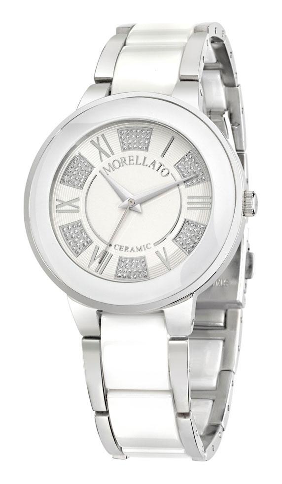 Часы наручные женские Morellato Roma, цвет: серебристый. R0153118501R0153118501