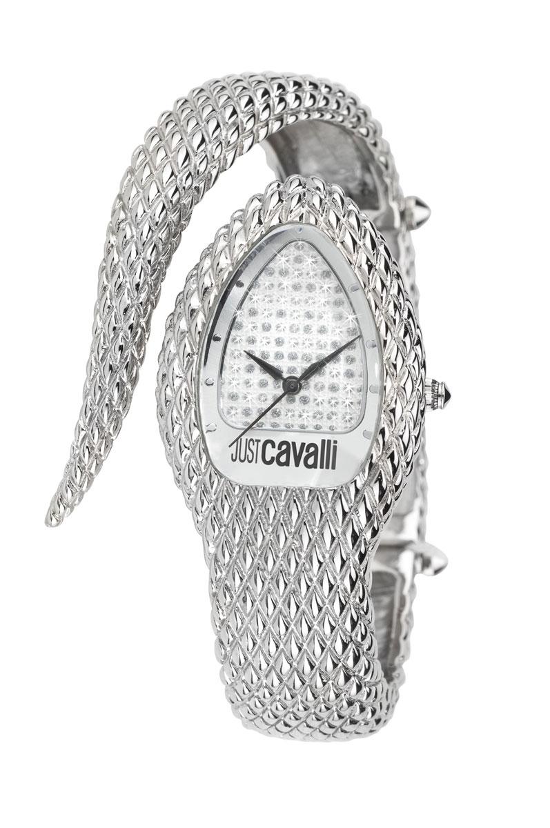 Часы наручные женские Just Cavalli Poison, цвет: серебристый. R7253153515R7253153515