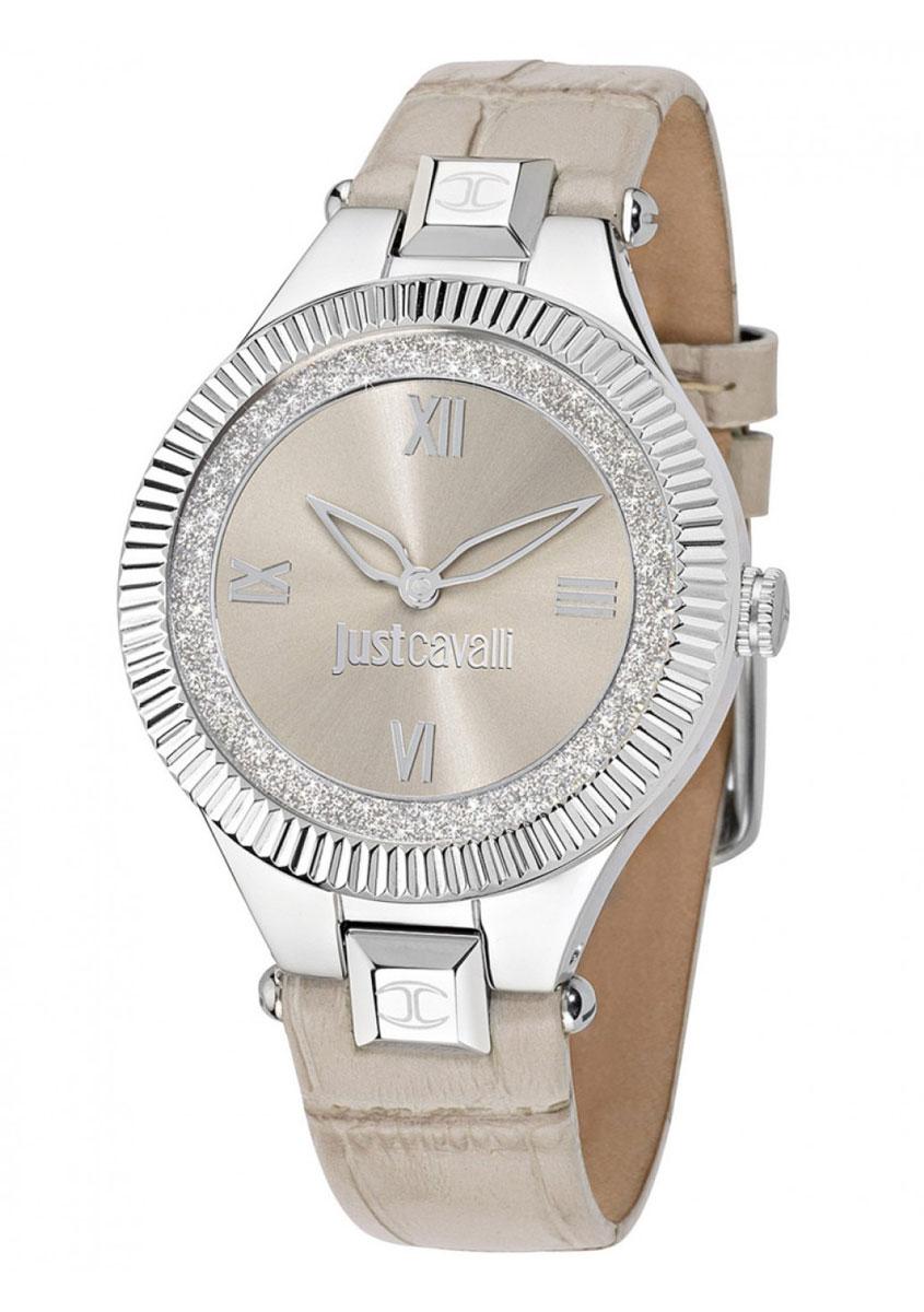 Часы наручные женские Just Cavalli Just indie, цвет: бежевый. R7251215505R7251215505
