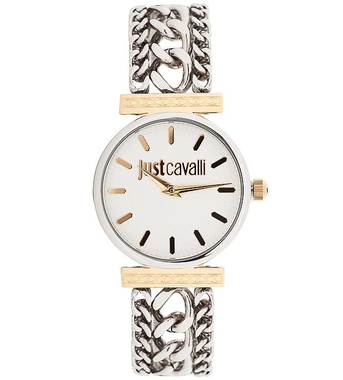 Часы наручные женские Just Cavalli Just Couture, цвет: серебристый. R7253578501R7253578501ПВД покрытие золотом