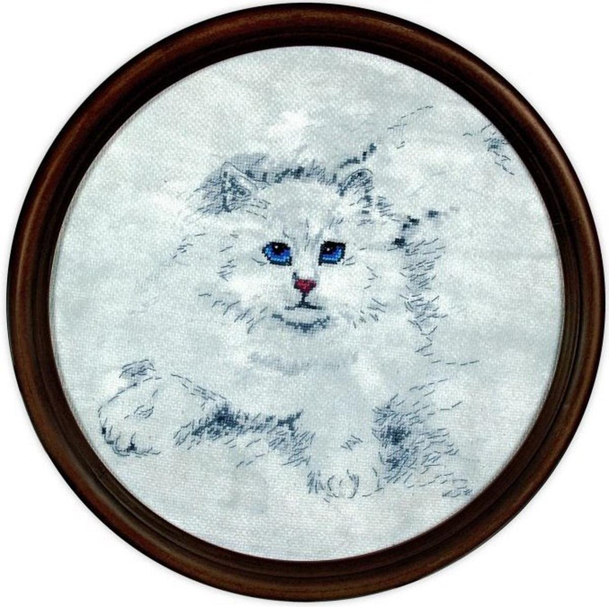 Набор для вышивания Alisena Взгляд, 25 x 23 см383012