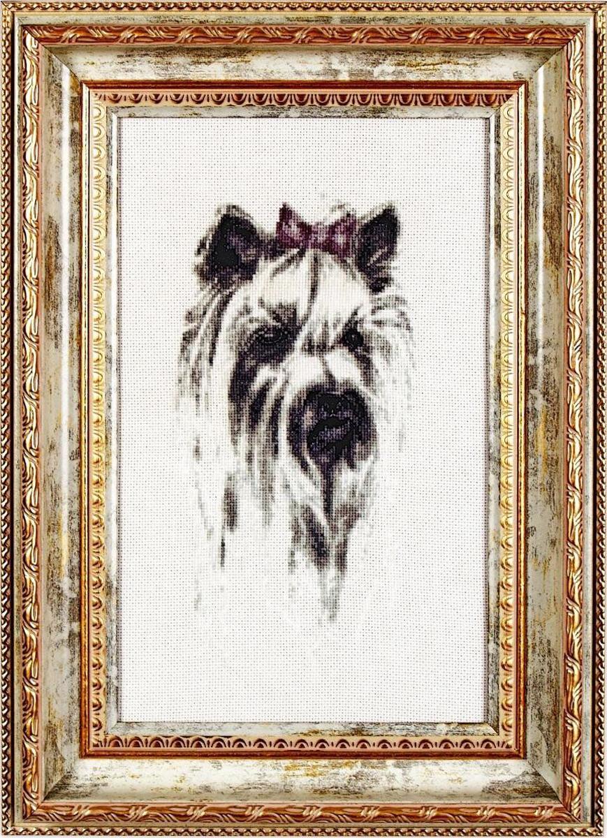 Набор для вышивания Alisena Йорк, 12 x 24 см383019