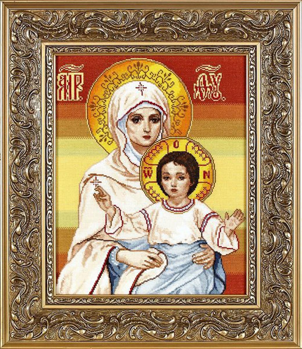 Набор для вышивания Alisena Венчальная пара Казанская, 29 x 36 см383125