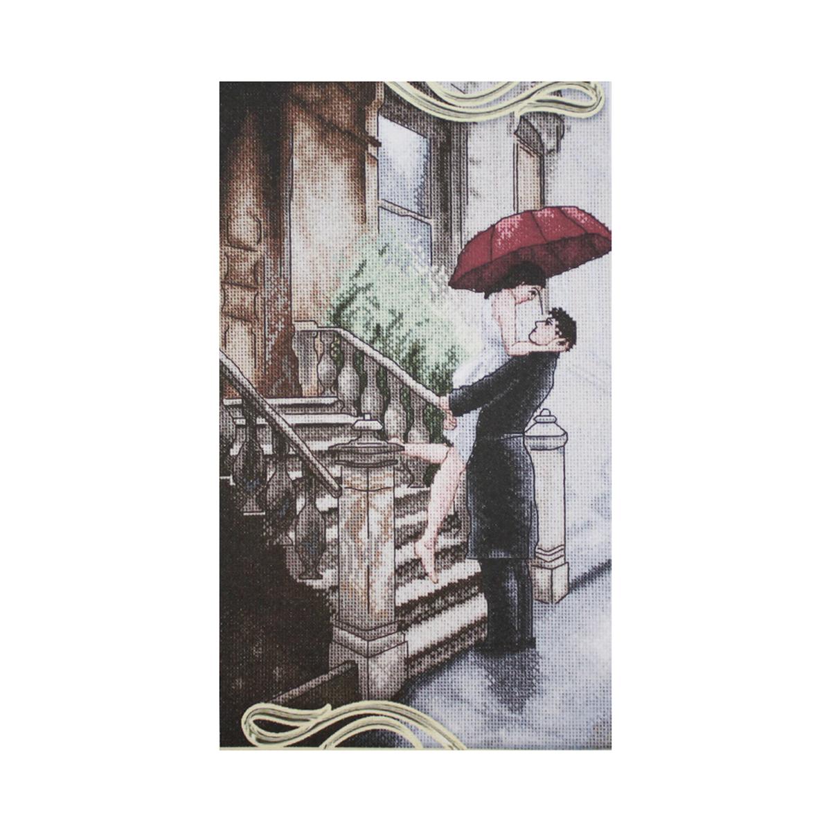Набор для вышивания Alisena Парочка, 19 x 32 см486986