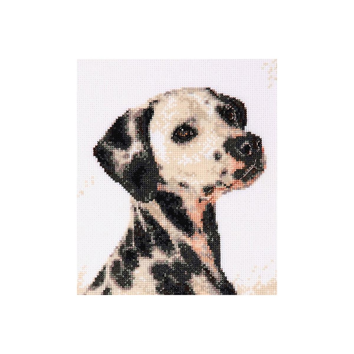 Набор для вышивания Alisena Далматинец, 16 x 19 см488072