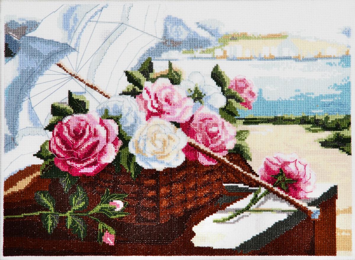 Набор для вышивания Alisena Зонтик, 30 x 22 см547774