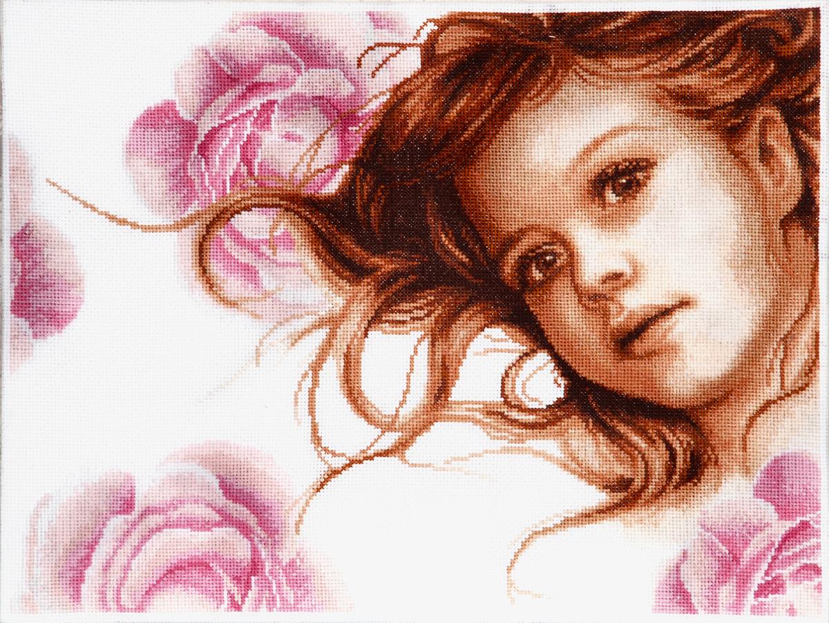 Набор для вышивания Alisena Нежность, 35 x 26 см547780