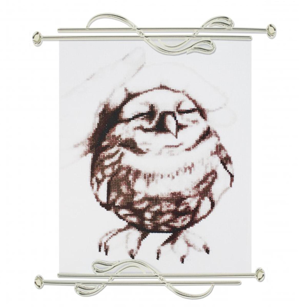 Набор для вышивания Alisena Птенчик счастья549786