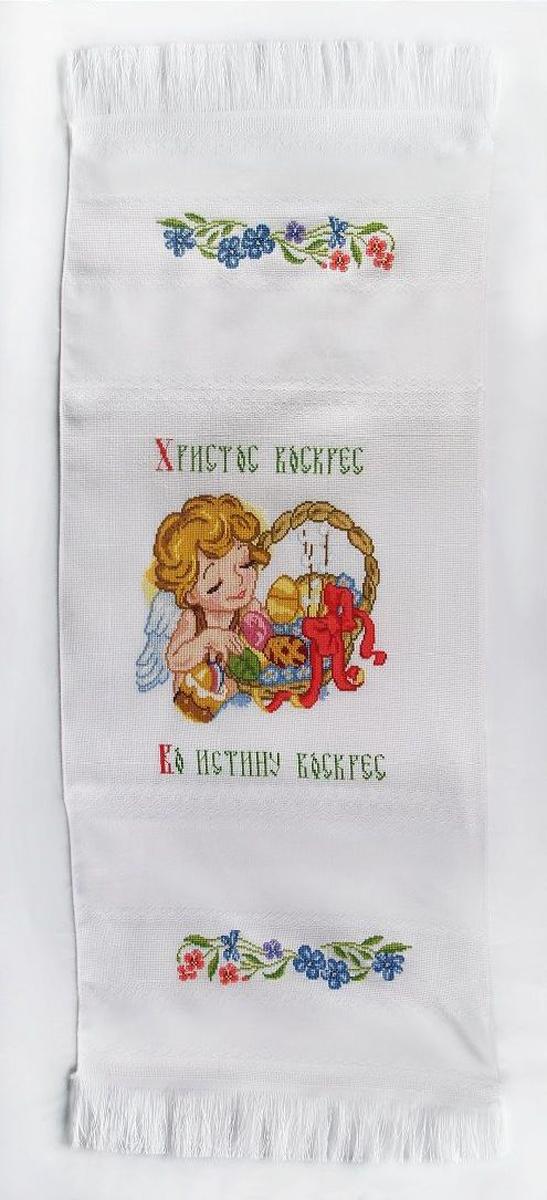 Набор для вышивания Alisena Рушничок пасхальный, 37 x 50 см688686