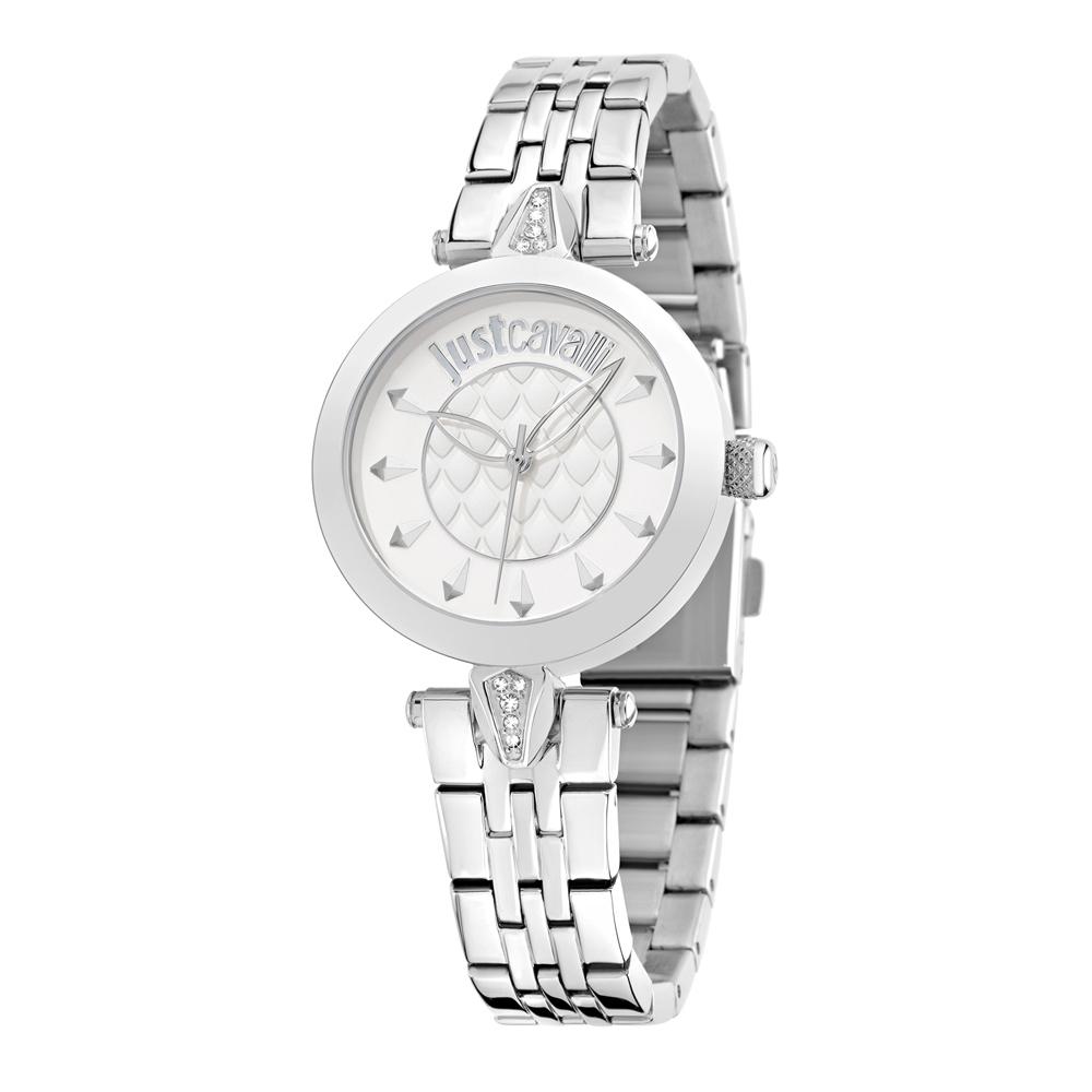 Часы наручные женские Just Cavalli Florence, цвет: серебристый. R7253149503R7253149503