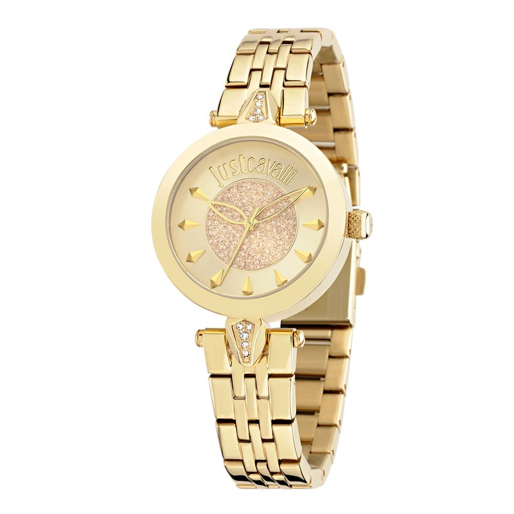 Часы наручные женские Just Cavalli Florence, цвет: золотой. R7253149501R7253149501