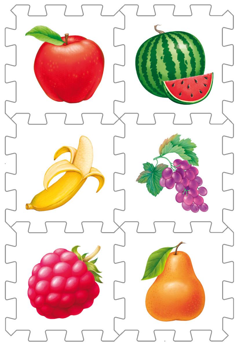 Робинс Пазл Кубик Фрукты и ягоды4607058376611Набор состоит из 6 больших деталей-пазлов, которые можно собрать в объёмный кубик. Собирая кубик и играя с этими деталями-пазлами, малыши тренируют мелкую моторику, развивают мышление, память, внимание, а также получают навыки творческого конструирования. Детали-пазлы сделаны из экологически чистого и гипоаллергенного материала ЭВА (EVA), который не имеет цвета, запаха и вкуса, а значит, идеально подходит для первых развивающих игрушек и игр для самых маленьких детей. В чём его особенности: • детали-пазлы можно грызть, мять, гнуть, сжимать и мочить, и при этом они не испортятся; • с набором можно играть в ванной, детали плавают в воде и легко крепятся к кафелю и стенкам ванной; • уникальная технология печати картинок на пазлах передаёт все оттенки цветов, и дети быстрее учатся узнавать нарисованные на них предметы в окружающем мире; • набор идеально подходит для развития детской моторики, сенсорики, навыков конструирования; • детали-пазлы из разных наборов подходят к друг другу, вы...