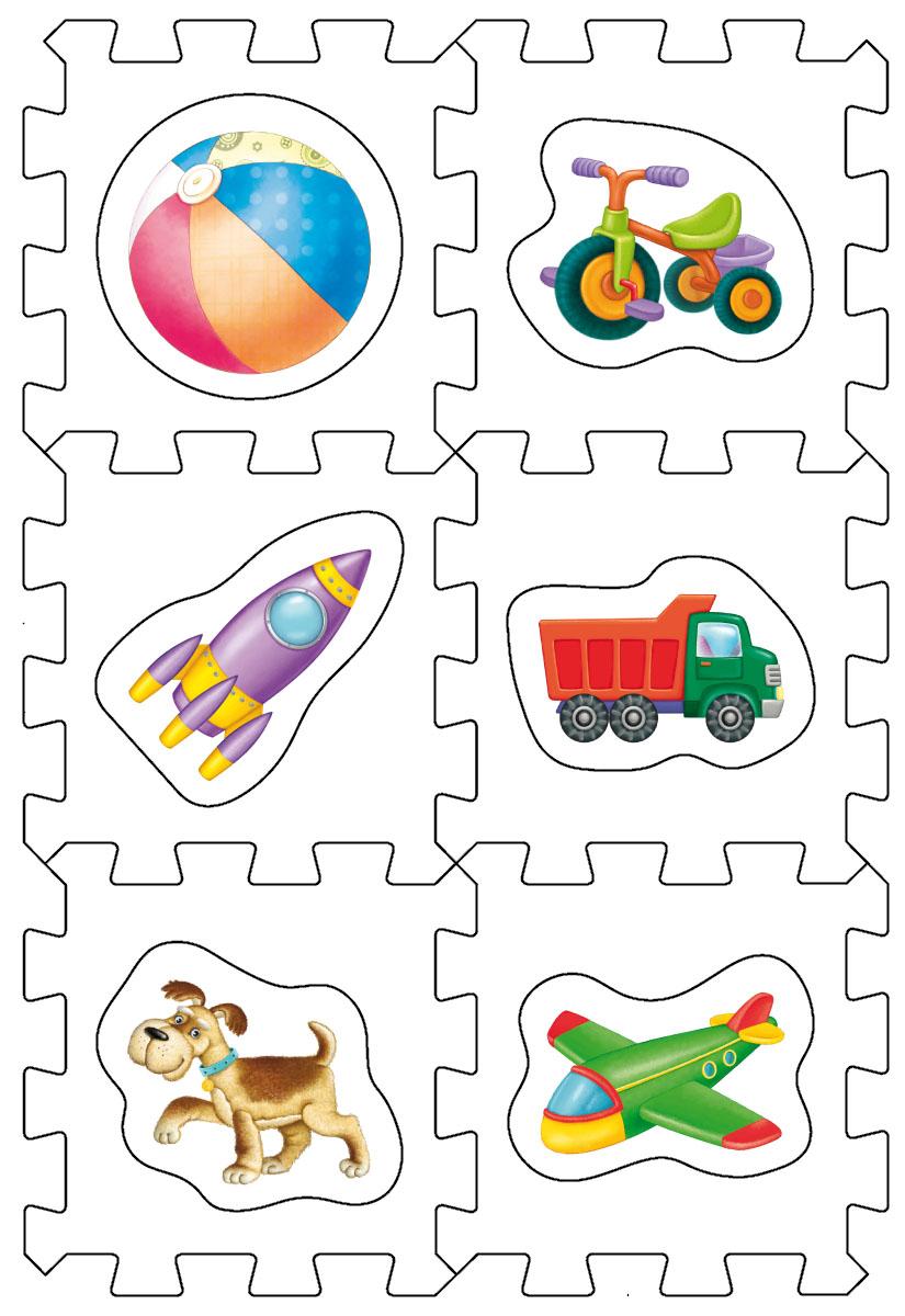 Робинс Пазл Кубик Для мальчиков4607058376666Набор состоит из 6 больших деталей-пазлов, которые можно собрать в объёмный кубик. Собирая кубик и играя с этими деталями-пазлами, малыши тренируют мелкую моторику, развивают мышление, память, внимание, а также получают навыки творческого конструирования. Детали-пазлы сделаны из экологически чистого и гипоаллергенного материала ЭВА (EVA), который не имеет цвета, запаха и вкуса, а значит, идеально подходит для первых развивающих игрушек и игр для самых маленьких детей. В чём его особенности: • детали-пазлы можно грызть, мять, гнуть, сжимать и мочить, и при этом они не испортятся; • с набором можно играть в ванной, детали плавают в воде и легко крепятся к кафелю и стенкам ванной; • уникальная технология печати картинок на пазлах передаёт все оттенки цветов, и дети быстрее учатся узнавать нарисованные на них предметы в окружающем мире; • набор идеально подходит для развития детской моторики, сенсорики, навыков конструирования; • детали-пазлы из разных наборов подходят к друг другу, вы...