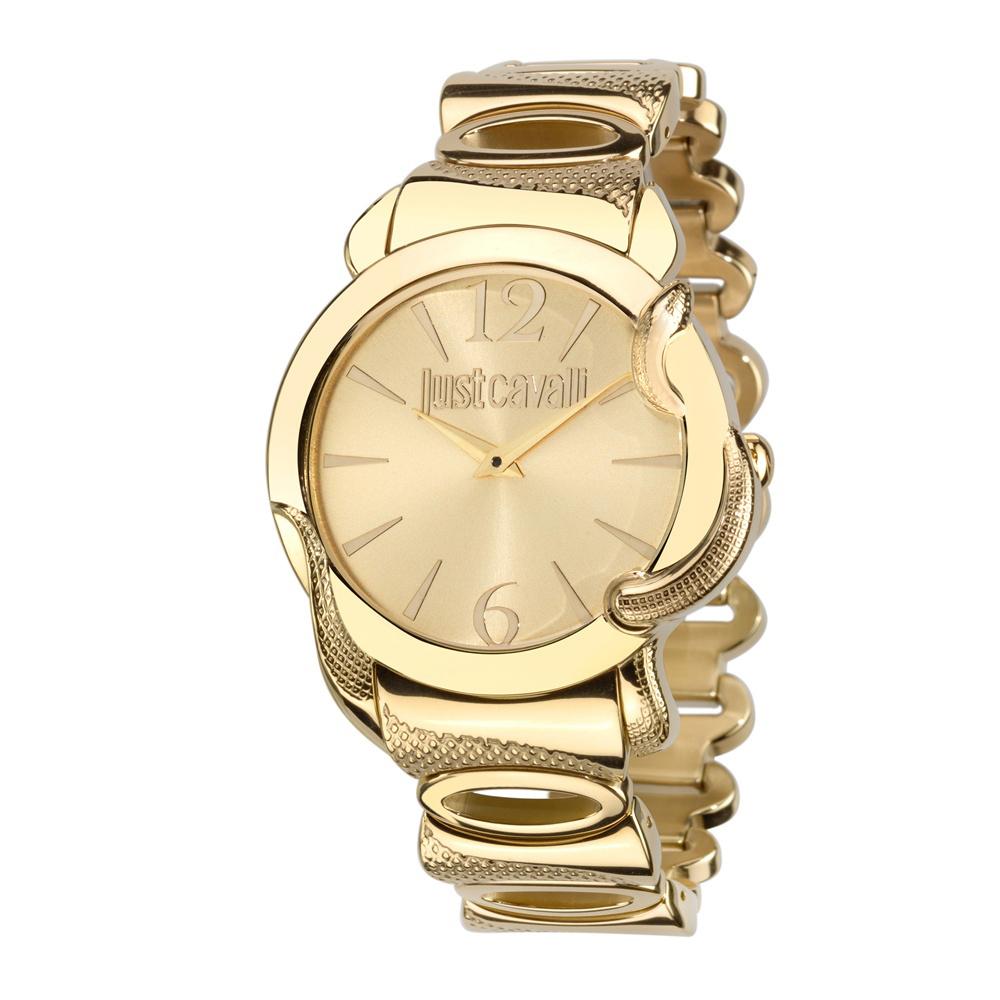 Часы наручные женские Just Cavalli Eden, цвет: золотой. R7253576501R7253576501