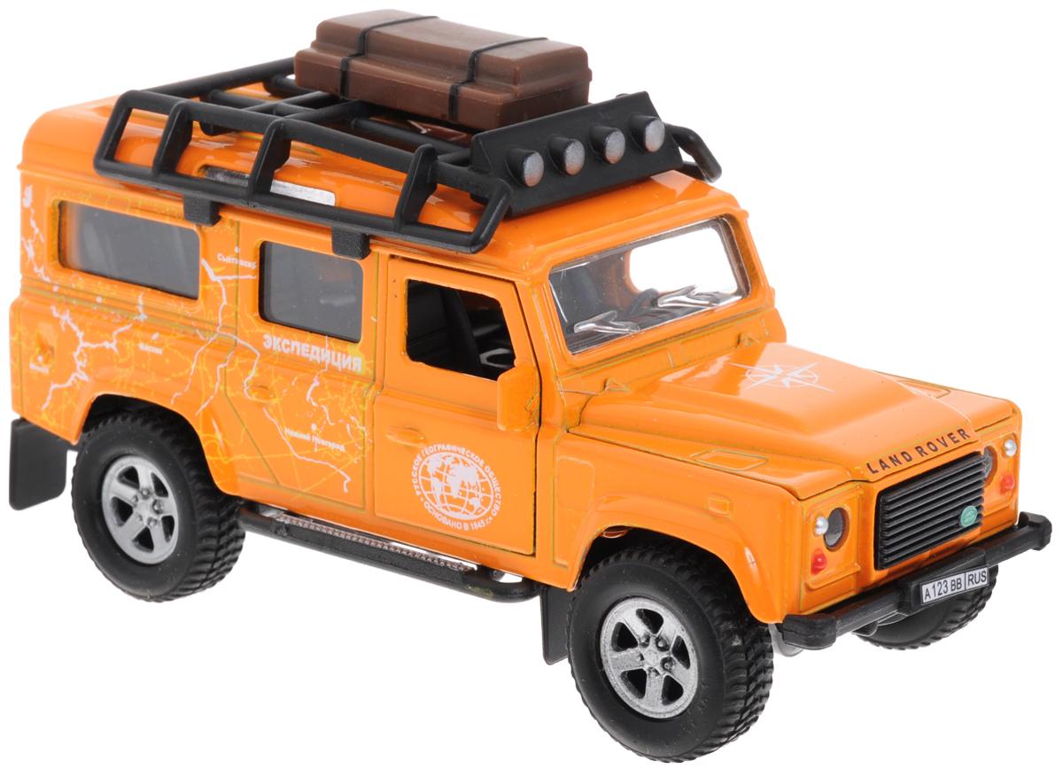 ��������� ����� ������� ����������� Land Rover Defender ����������