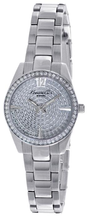 Часы женские наручные Kenneth Cole Classic, цвет: серебристый. IKC4978IKC4978Часы наручные Kenneth Cole IKC4978 Водостойкость: 30м (3 АТМ)