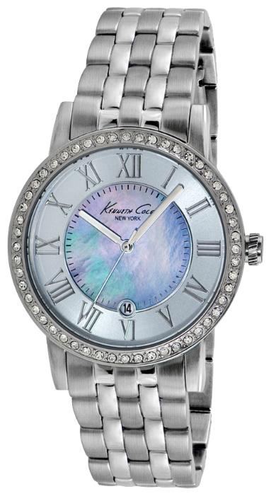 Часы женские наручные Kenneth Cole Classic, цвет: серебристый. IKC4973IKC4973Часы наручные Kenneth Cole IKC4973 Водостойкость: 30м (3 АТМ)