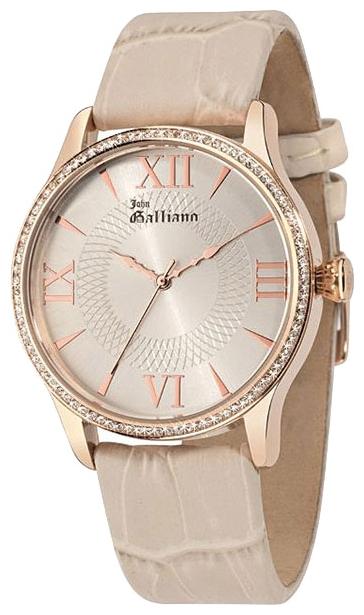 Часы женские наручные Galliano Metropolis, цвет: белый. R2551121502R2551121502Часы наручные Galliano R2551121502 Водостойкость: 30м (3 АТМ)