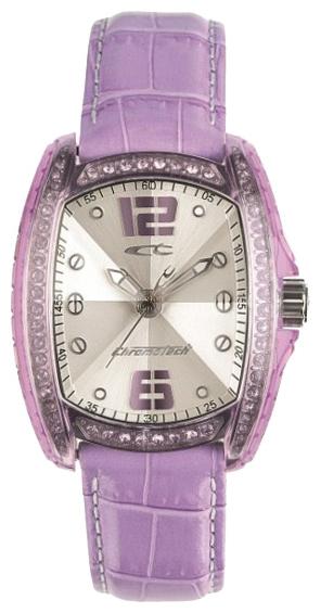 Часы женские наручные Chronotech Android, цвет: фиолетовый. RW0003RW0003Часы наручные CHRONOTECH RW0003 Водостойкость: 30м (3 АТМ)