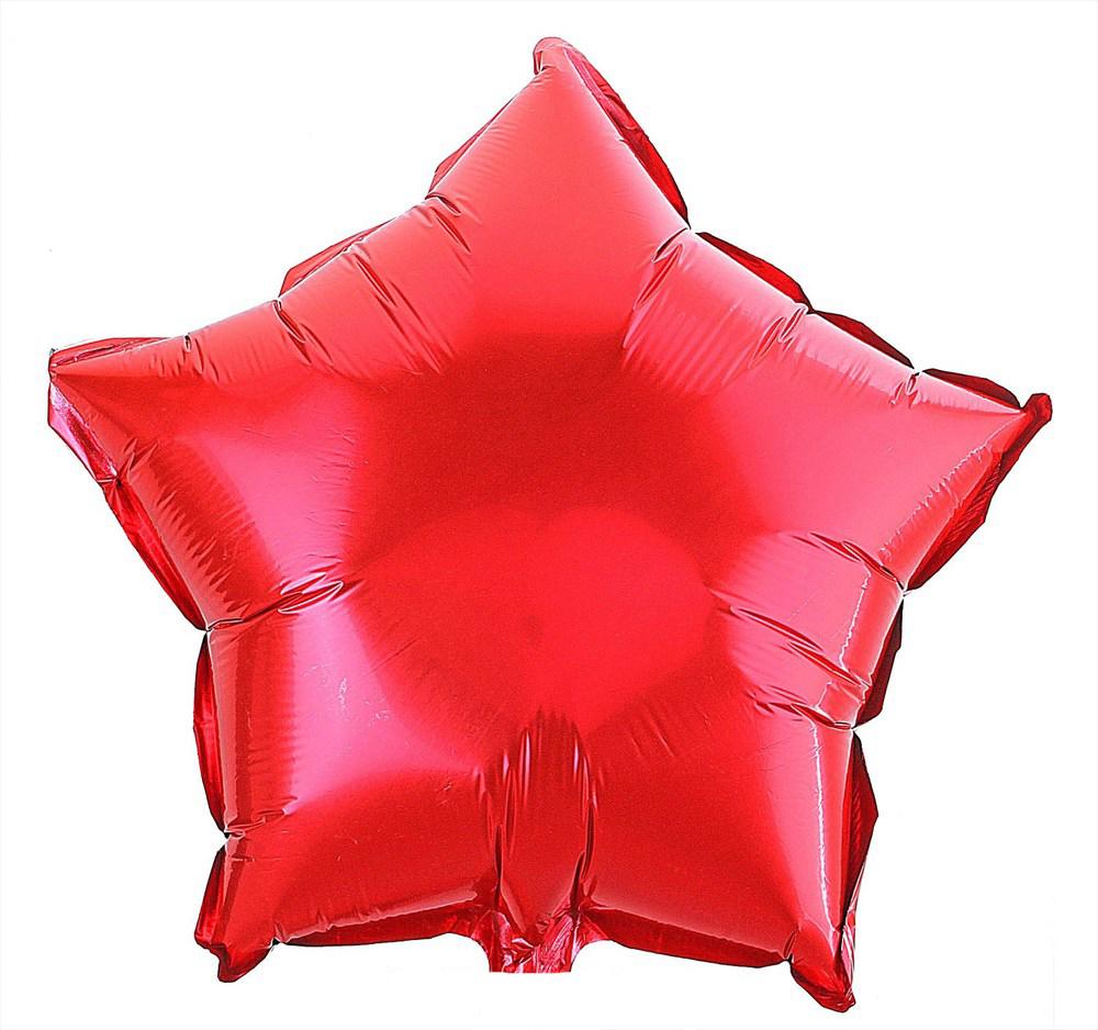 Action! Шар фольгированный Звезда цвет красныйAPI0217_красныйБольшой фольгированный шар Action! Звезда станет замечательным украшением праздника и веселой игрушкой для ребенка. Шар в форме звезды может стать прекрасным дополнением к подарку на день рождения, или любой другой праздник! С помощью этого аксессуара любая вечеринка станет незабываемой! Изделие поставляется не надутым.