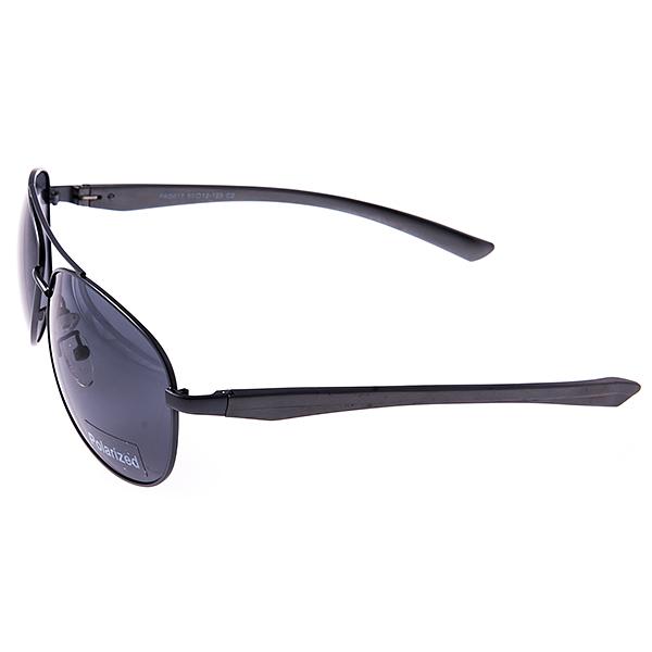 Солнцезащитные очки Selena, цвет: серый. 8003170180031701Универсальные солнцезащитные очки Selena выполнены из металла с элементами из высококачественного пластика. Линзы данных очков с высокоэффективным поляризационным покрытием блокируют слепящий эффект и обеспечивают полную защиту от ультрафиолетовых лучей. Используемый пластик не искажает изображение, не подвержен нагреванию и вредному воздействию солнечных лучей. Такие очки защитят глаза от ультрафиолетовых лучей, подчеркнут вашу индивидуальность и сделают ваш образ завершенным.