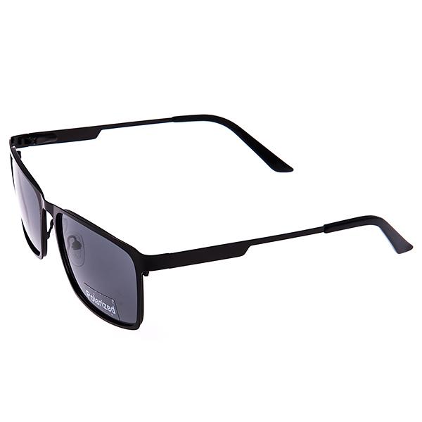 Солнцезащитные очки Selena, цвет: черный. 8003171180031711Универсальные солнцезащитные очки Selena выполнены из металла с элементами из высококачественного пластика. Линзы данных очков с высокоэффективным поляризационным покрытием блокируют слепящий эффект и обеспечивают полную защиту от ультрафиолетовых лучей. Используемый пластик не искажает изображение, не подвержен нагреванию и вредному воздействию солнечных лучей. Дужки дополнены покрытием из пластика, что обеспечит максимальный комфорт при использовании. Такие очки защитят глаза от ультрафиолетовых лучей, подчеркнут вашу индивидуальность и сделают ваш образ завершенным.